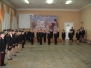 Принятие клятвы кадета в 5-х классах